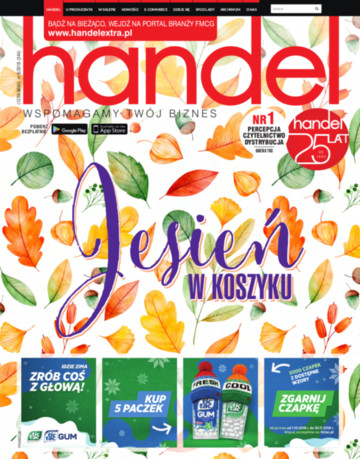 Okładka magazynu 9 (344) 2018-9