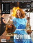 Food Service nr. 6/2019. Miesięcznik z branży HoReCa. 👉 W numerze: Kura Mać! La Ruina i Raj - o jajach w gastronomii. Wywiad z Claudem Meyerem, inicjatorem New Cuisine oraz współtwórcą restauracji Nowa w Kopenhadze. ℹ️ 82 strony