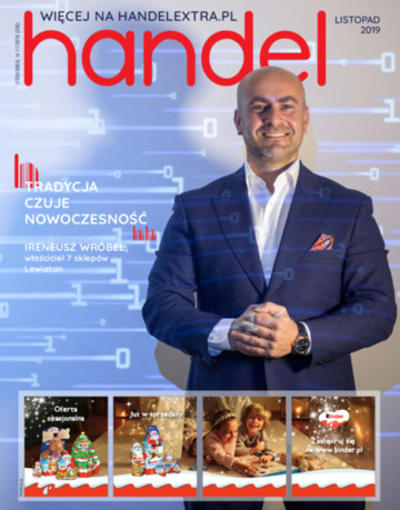 Okładka magazynu 11 (356) 2019-11