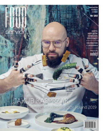 Magazyn Food Service 2 (192) 2020-02